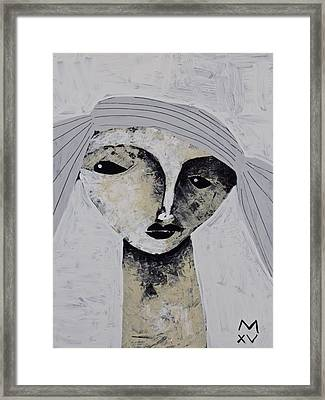 Animus No. 77 Framed Print by Mark M  Mellon