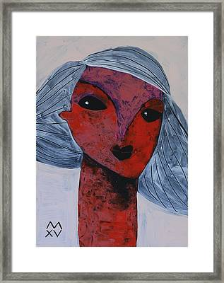 Animus No. 80 Framed Print