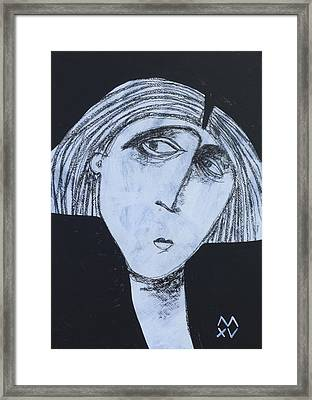 Animus No. 88 Framed Print by Mark M  Mellon