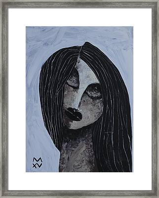 Animus No 97  Framed Print