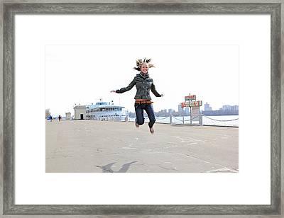 Anita C Framed Print