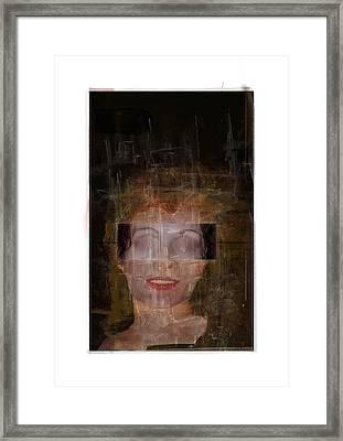 Ann Hos Framed Print by Nuff