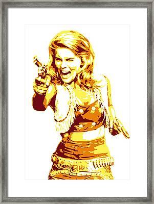 Ann Margret Framed Print