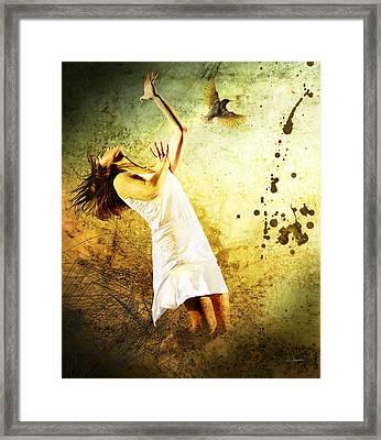 Ann Veronica Framed Print