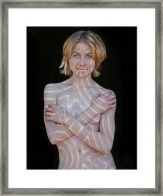 Anna Marie Framed Print