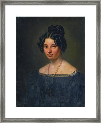 Anna Motherbig Framed Print