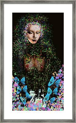 Anna Perenna Framed Print