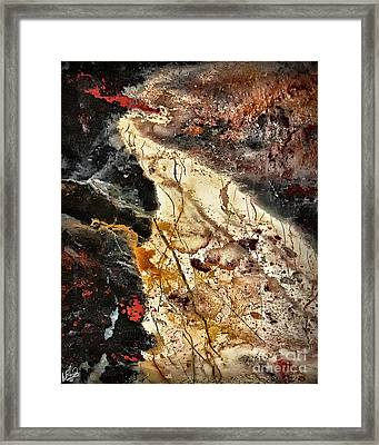 Framed Print featuring the photograph Anna River by Walt Foegelle