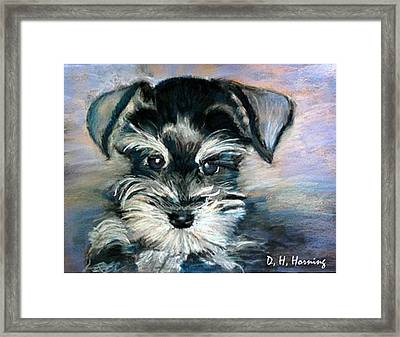Annabelle Framed Print by David  Horning