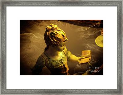 Anne Of Green Gables, Lost In An Adventure Framed Print by Al Bourassa