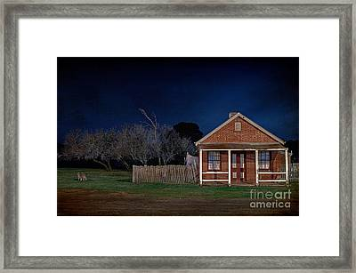 Another Aussie Night Framed Print by Russ Brown