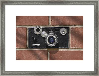 Another Brick Framed Print by Mike McGlothlen