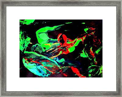 Another Combatant Framed Print by Bruce Combs - REACH BEYOND