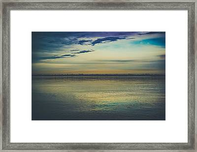 Another Day, In Another Life Framed Print