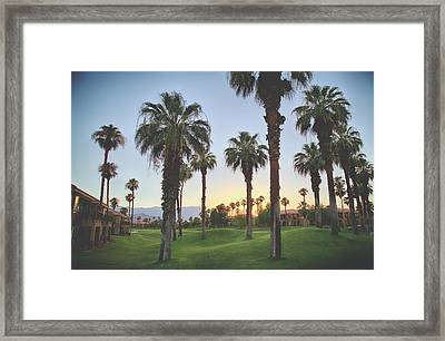 Another Day Lived Framed Print