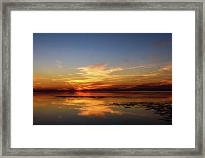 Another Day Framed Print by Thierry Bouriat