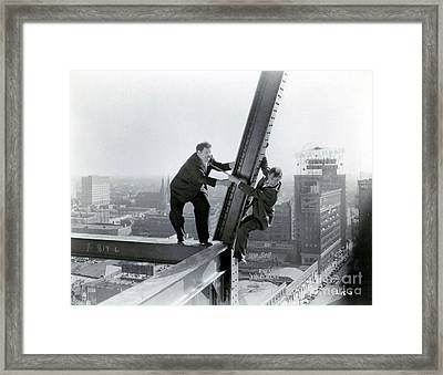 Another Fine Mess You Got Us Into Framed Print