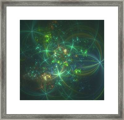 Another Galaxy Framed Print