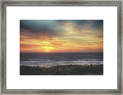 Another Goodbye Framed Print by Laurie Search