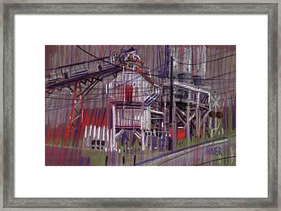 Another Hopper Framed Print by Donald Maier