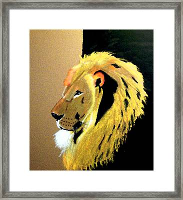 Another Leo Framed Print