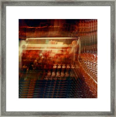 Another Look 6 Framed Print by Lyle Crump