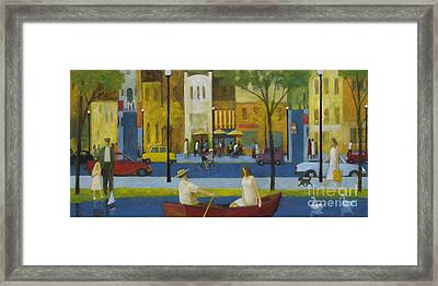 Another Perfect Day Framed Print by Glenn Quist