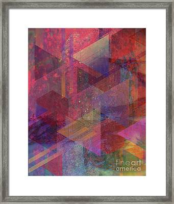 Another Place Framed Print by John Beck