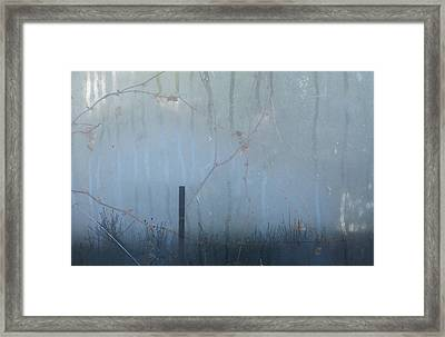Another Rainy Day Framed Print by Rebecca Cozart