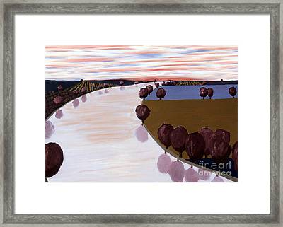 Another Turn Framed Print by Paul Anderson