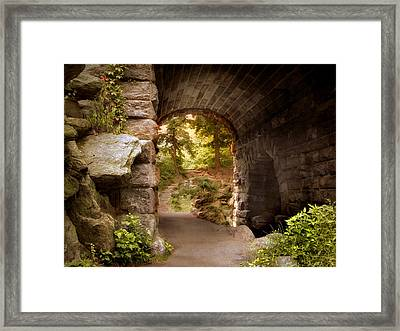 Another World Framed Print by Jessica Jenney