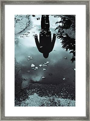 Another World Framed Print by Art of Invi