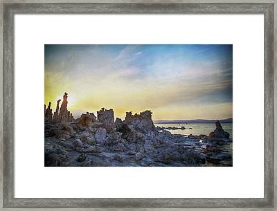 Another World Framed Print by Laurie Search