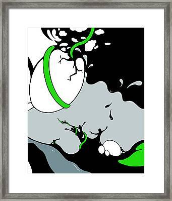 Antagonist Framed Print