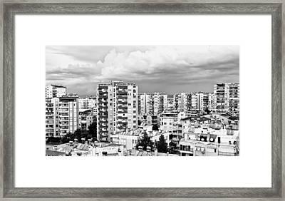 Antalya Framed Print