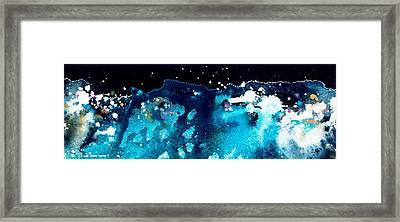 Antares Omega Framed Print by Lee Pantas