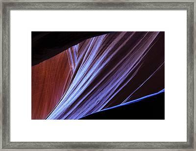Antelope Canyon I Framed Print