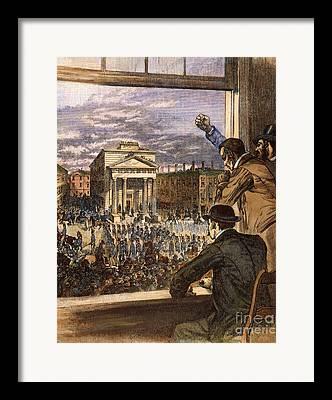 Fugitive Slave Act Framed Prints