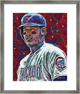 Anthony Rizzo Framed Print