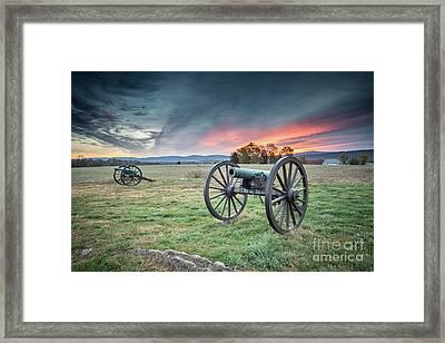 Antietam  Framed Print
