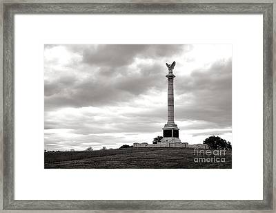 Antietam Framed Print by Olivier Le Queinec