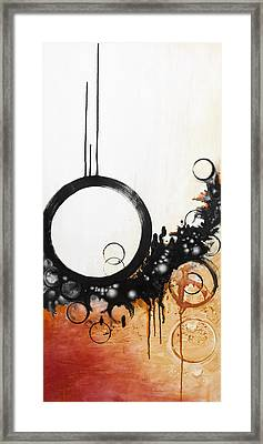 Antigravity Framed Print by Mike Irwin