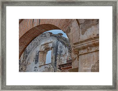 Antigua San Francisco Framed Print