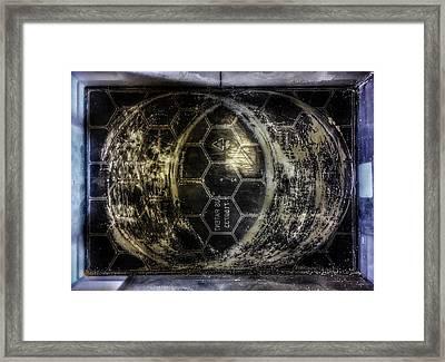 Antiqua Vesicae Framed Print by Joseph Thiebes