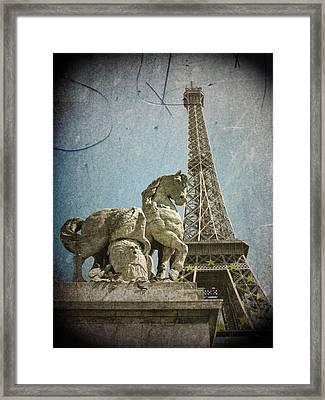 Antiquation Framed Print by Andrew Paranavitana