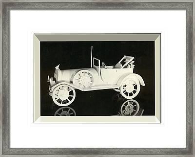 Antique Car Framed Print