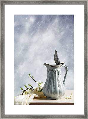 Antique Jug Framed Print
