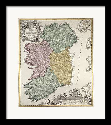 Connaught Framed Prints