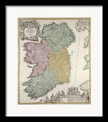 Ulster Framed Prints