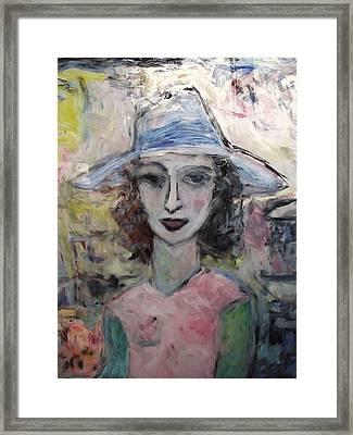 Antoinelle Framed Print